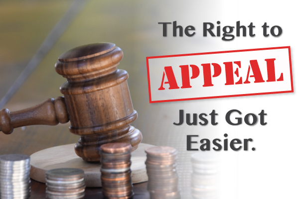 IRS Solutions - The Right to Appeal Just Got Easier