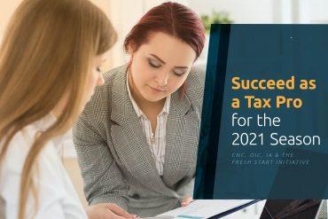 Tax resolution success 2021